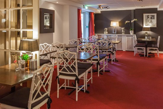 Uithoorn, Nederland: Restaurant