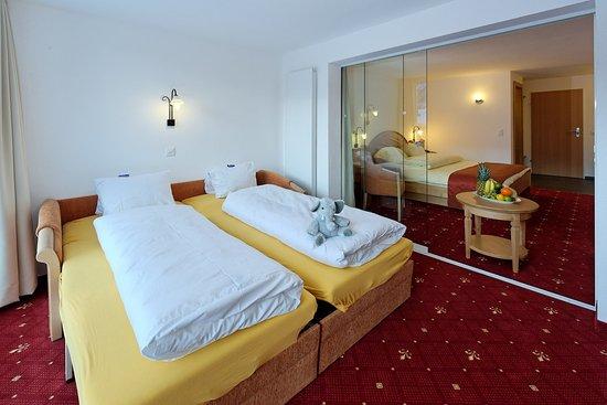 Graechen, Switzerland: Superior Double Room