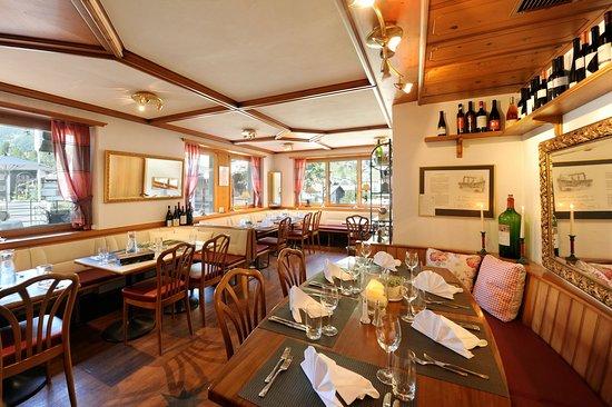 Hotel Ambiance: Restaurant