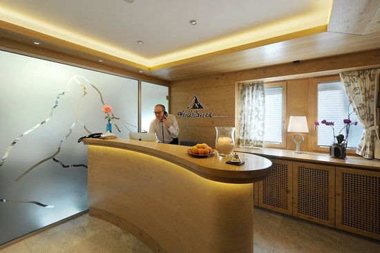 Hotel Ambiance: Relax zone