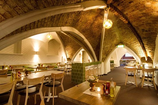 Mayfair Hotel Tunneln: Restaurant