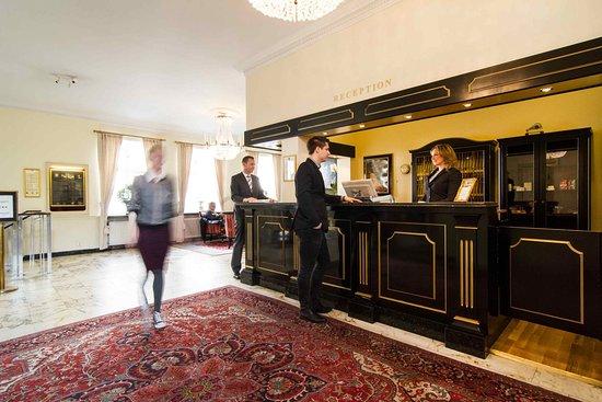 Mayfair Hotel Tunneln: Lobby