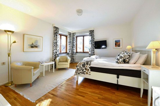 Simrishamn, Swedia: Superior Double room