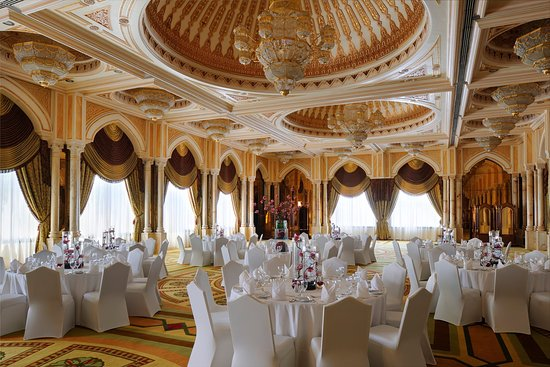 InterContinental Abu Dhabi: Liwa Ballroom