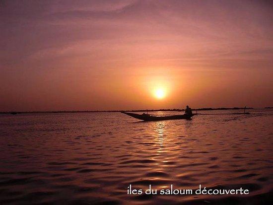 Fimela, Sénégal : le sine saloum c'est l'un des plus beaux sites du sénégal
