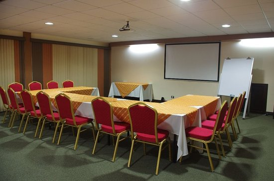 Hotel Robledal: Meeting Room