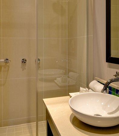 Magaliesburg, Afrika Selatan: Garden Room - Bathroom