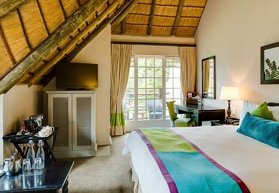 Magaliesburg, Afrika Selatan: Garden Room