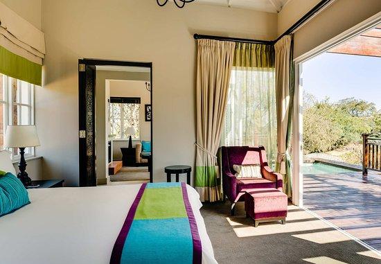 Magaliesburg, Afrika Selatan: Villa