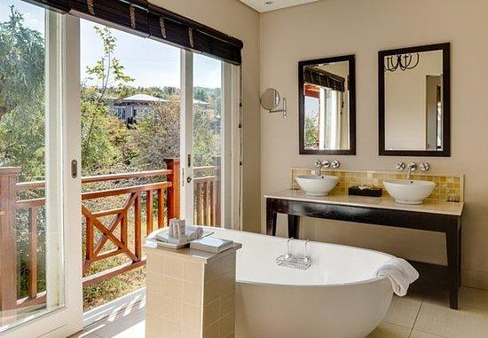 Magaliesburg, Güney Afrika: Villa Bathroom