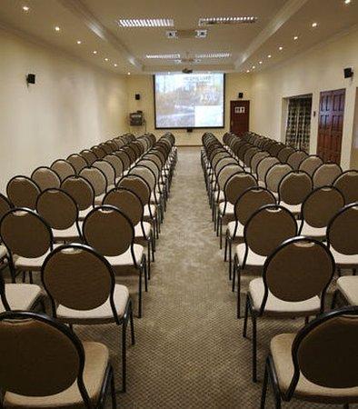 Hluhluwe, Νότια Αφρική: Ndlovu Meeting Room