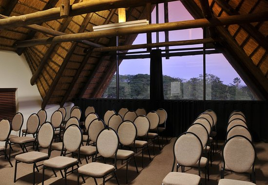 Hluhluwe, Νότια Αφρική: Iwa Meeting Room – Classroom Meeting