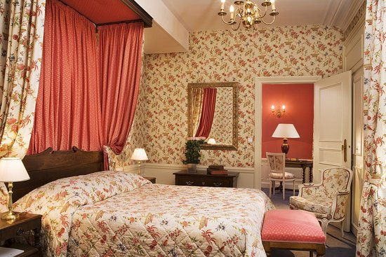 Rouffach, Francia: Traditional room