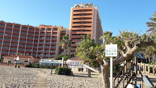 Hotell Sunset Beach Club