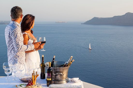Canaves Oia Hotel - Wine Tasting Experiences