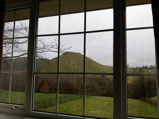 Ilam, UK: View from Room 26