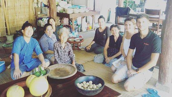 Hang Dong, Thailandia: Family time