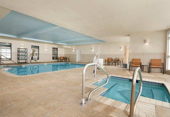 Village, Oklahoma: Indoor Pool