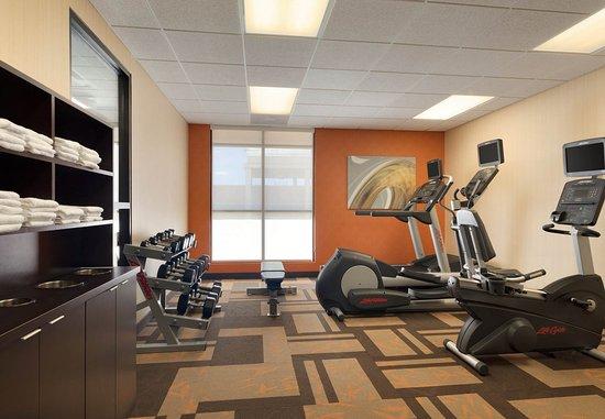 Village, Oklahoma: Fitness Center