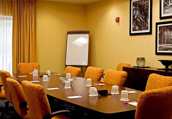 Statesboro, Τζόρτζια: Executive Boardroom