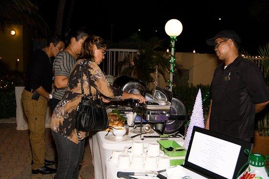 MVC Eagle Beach: Banquet Event