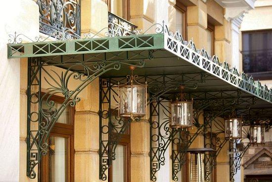 Electra Palace Athens: EXTERIOR VIEW