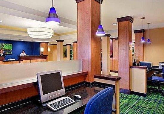Lake City, FL: Business Center