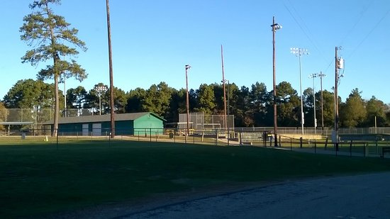 Palestine Texas Municipal Athletic Complex