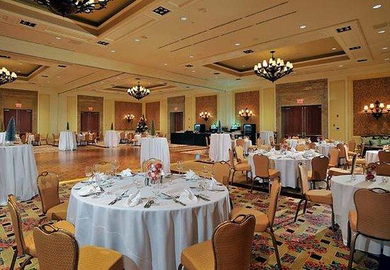 Minett, كندا: Rosseau Ballroom