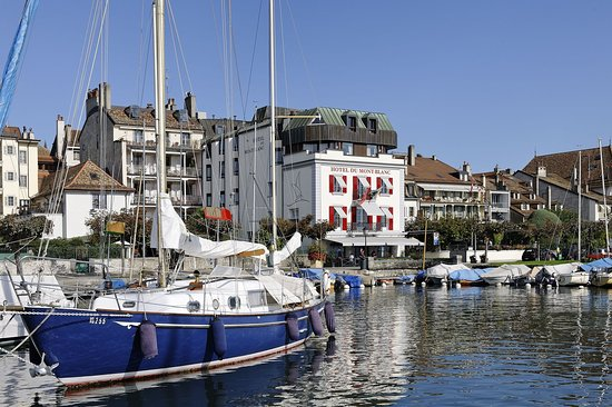 Morges, Swiss: Exterior