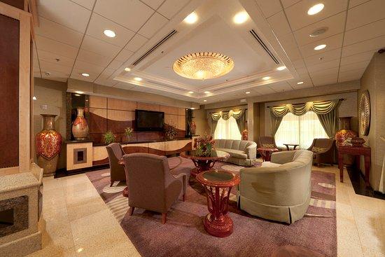 Radisson Hotel Orlando - Lake Buena Vista : Lobby