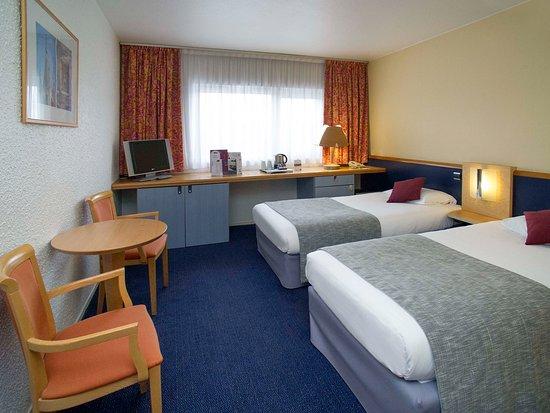 Gaillard, France: Guest Room