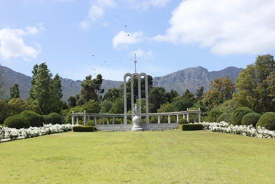 Franschhoek, Sudáfrica: Huguenot Memorial Museum