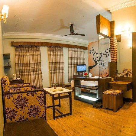 Hotel Snowland : Super deluxe Room 450