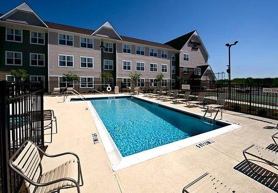 Dothan, Αλαμπάμα: Outdoor Pool
