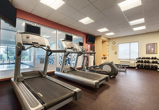 Joliet, IL : Fitness Center
