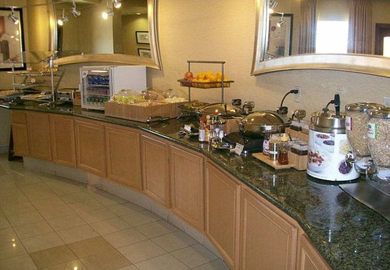 Ridgecrest, Kaliforniya: Breakfast Buffet
