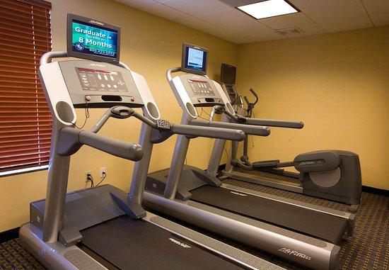 Ridgecrest, CA: Fitness Center