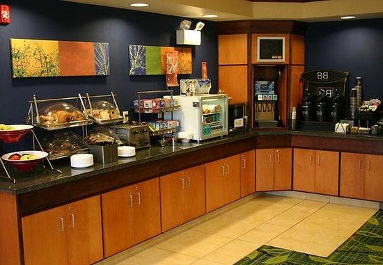 Richfield, UT: Breakfast Area
