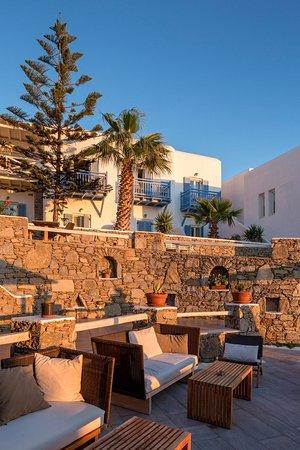 Vencia Hotel : Bar/Lounge