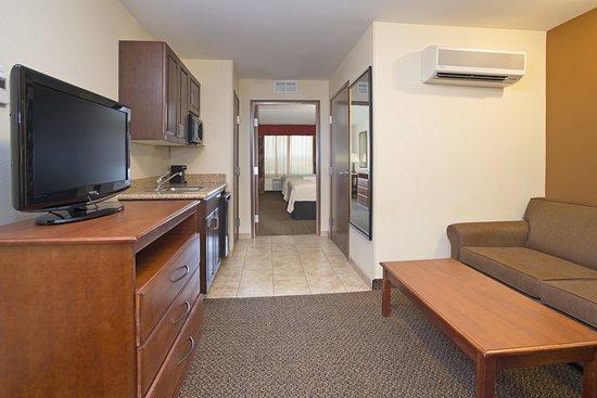 Trinidad, Colorado: Two Queen Suite