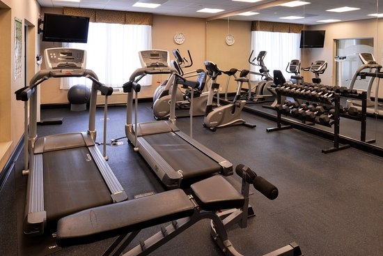 Enfield, Canada: Top of the line Fitness Equipment