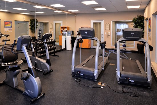 Enfield, Canadá: Keep in Shape while Traveling