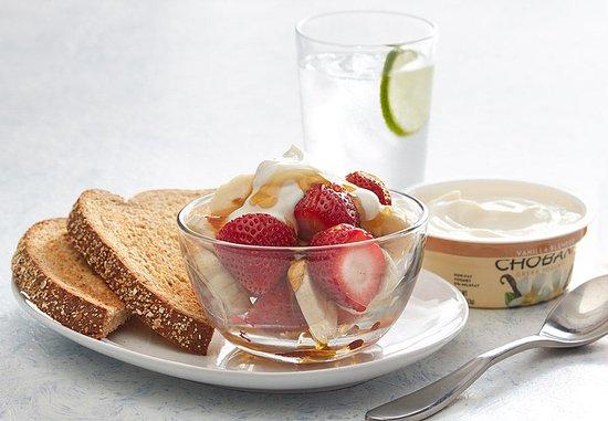 Olive Branch, MS: A Healthy Start with Chobani® Yogurt