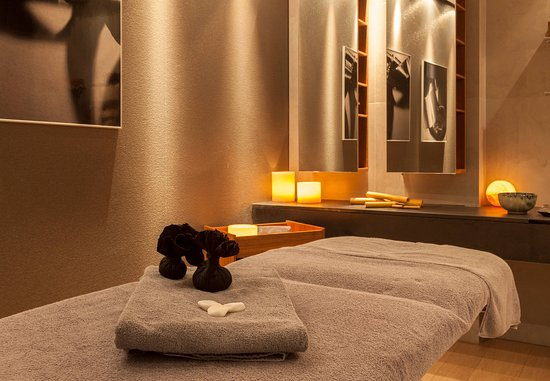 Baqueira, Spain: Spa - Massage Room