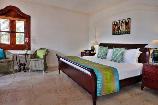Cap Estate, St. Lucia: Junior Suite Bedroom
