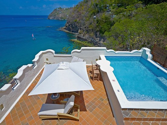 Cap Maison: Ocean View Villa Suite With Pool And Roof Terrace