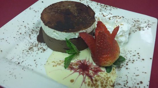 Jeffersonville, IN: Chocolate Mousse