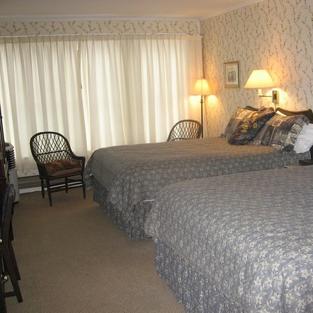 Digby, Canada: Standard quad room
