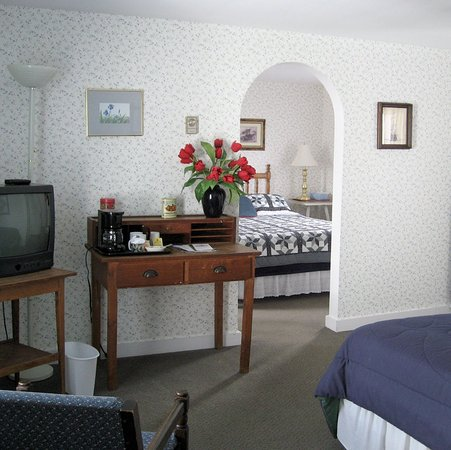 Digby, Canada: Standard triple room